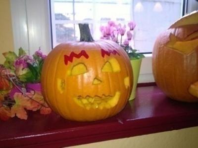 Halloween Herbstferienlager