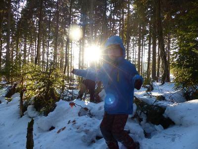 Winter im SLH Johanngenorgenstadt