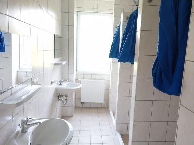 Zentrale Sanitäranlagen