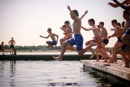 Wassersportcamp in Sachsen