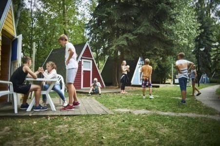 Ferienlager mit Wassersport